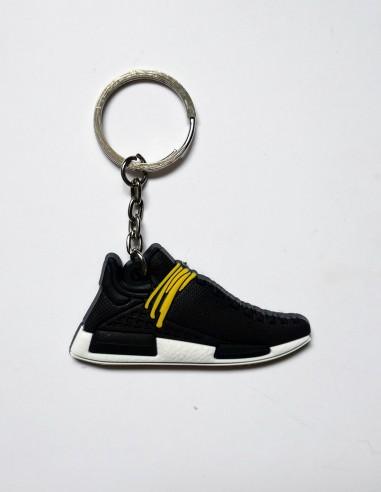 porte clé adidas human race pw pharrell black