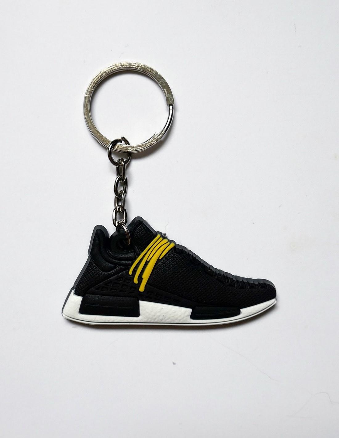 59194dce3 Porte clé Human race pw Pharrell black par Adidas