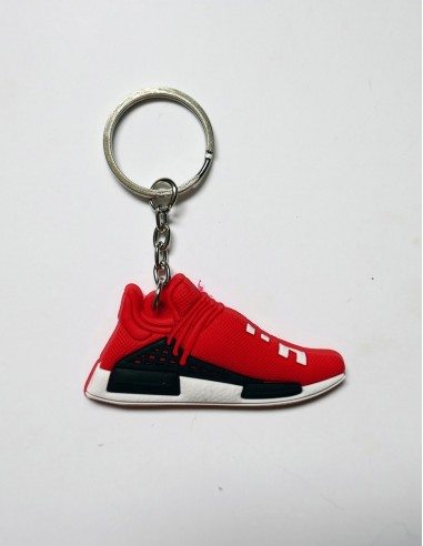 porte clé adidas human race pw pharrell red