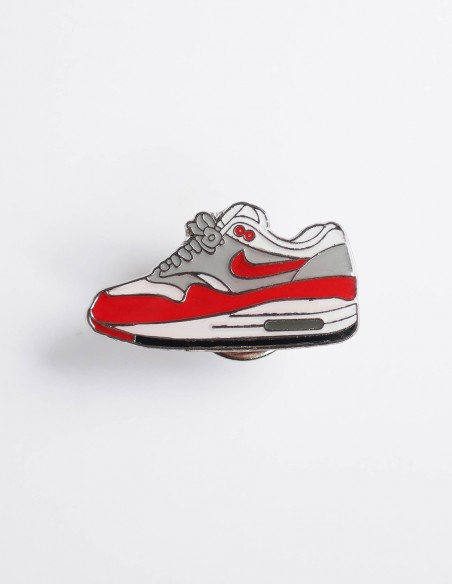 PINS NIKE AIR MAX 1 OG RED