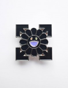 Pins Takashi murakami flower x Off-white