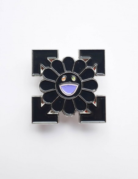 Pins Takashi murakami flower x Off-white