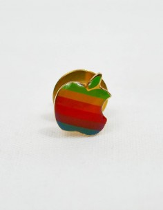 pins apple vintage arc en ciel