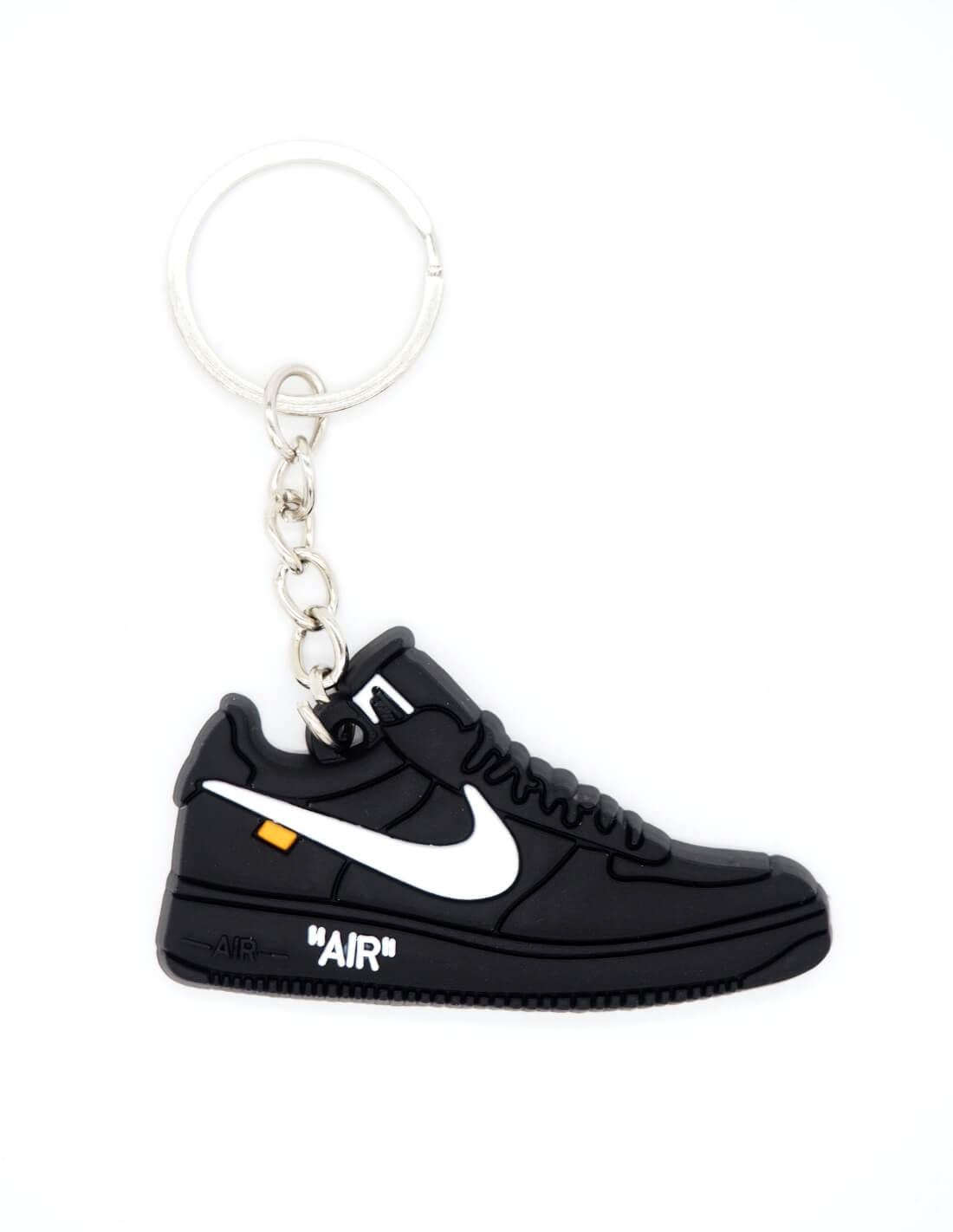 Porte clé Nike air force 1 Off white black| Fskorp