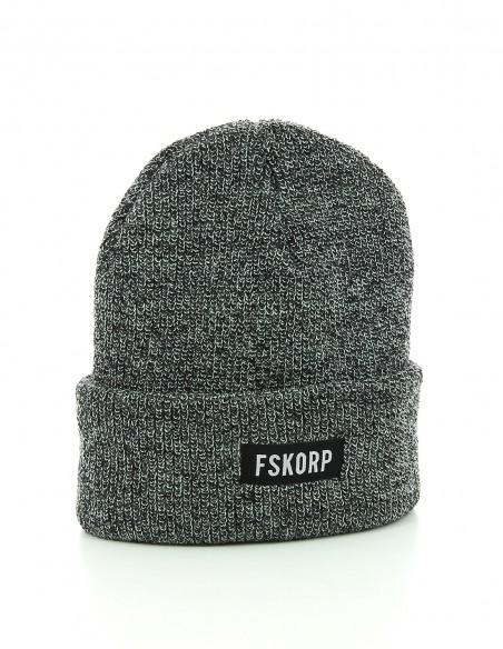 FSKORP BONNET COZY NOIR CHINE
