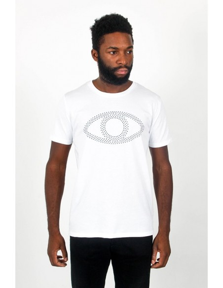 T-shirt Polka dot
