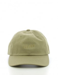 CASQUETTE BASEBALL CAP BEIGE