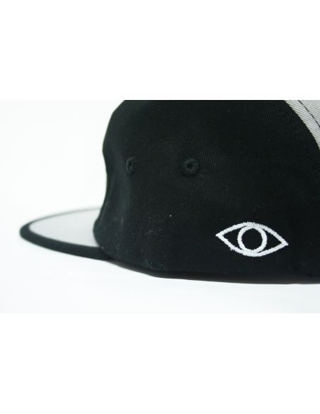 CASQUETTE FIVE PANEL OEIL