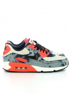 NIKE x ATMOS - AIR MAX 90 BLEACHED DENIM