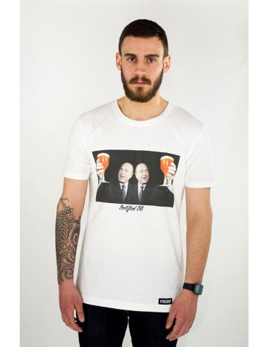 T-shirt Jacques Chirac
