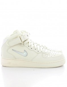 NIKE AIR FORCE 1 MID PREMIUM JEWEL 941913-100
